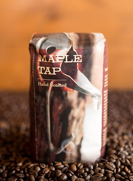 Maple Street Biscuit Company's Maple Tap coffee beans 16 oz bag