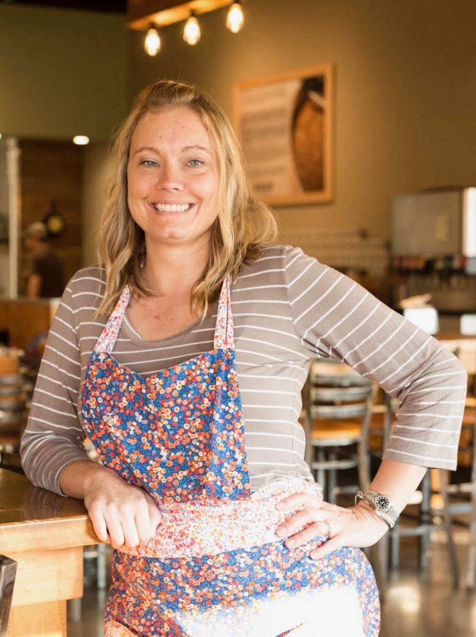 Maple Street Biscuit Company's Woodstock Community Leader Blair Typer