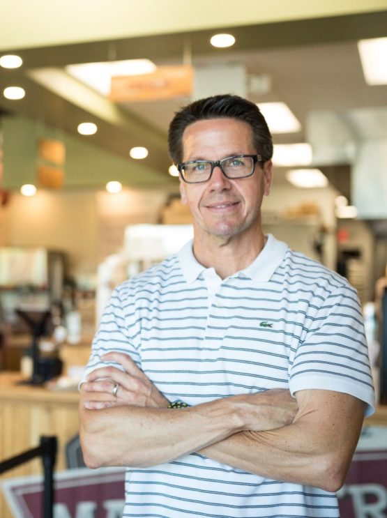 Maple Street Biscuit Company's Point Meadows Community Leader Scott Morrow