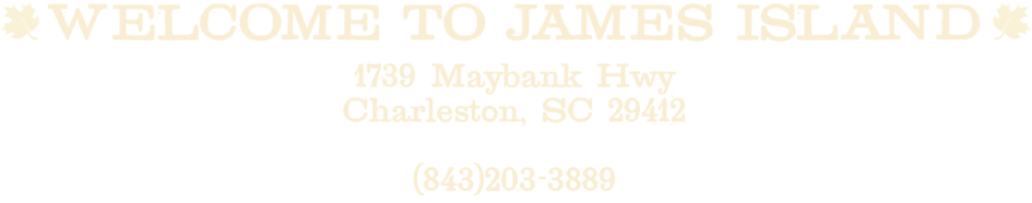 Maple Street Biscuit's James Island store address and phone number